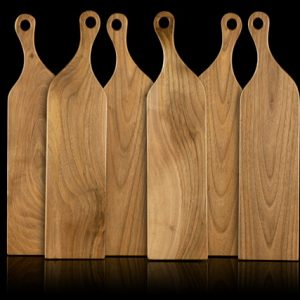 Handcrafted serving/chopping board